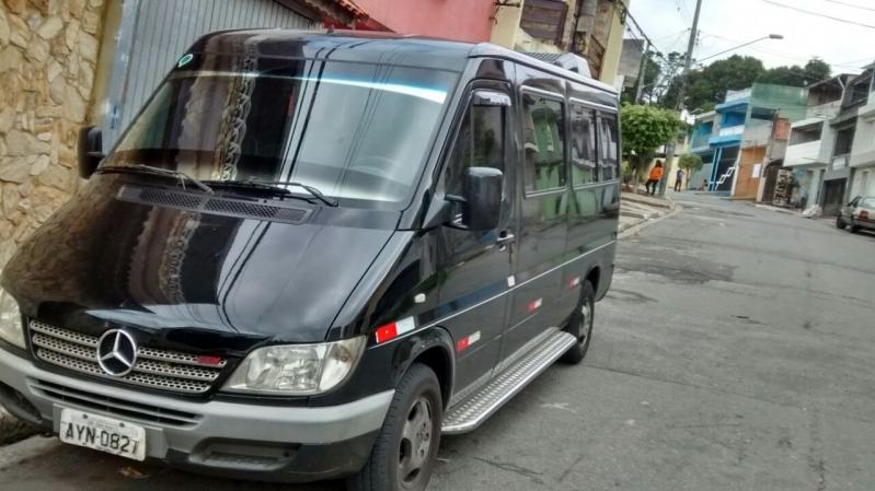 Alugar Van com Motorista para Viagem Parque São Jorge - Aluguel de Vans para Viajar
