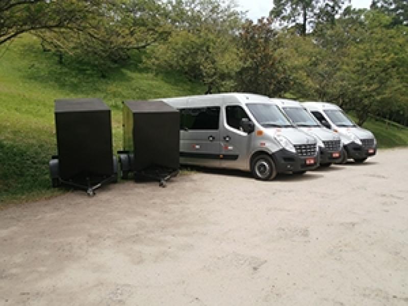 Aluguel de Van para Viagem de Luxo em Sp Parque São Domingos - Aluguel de Vans para Viajar