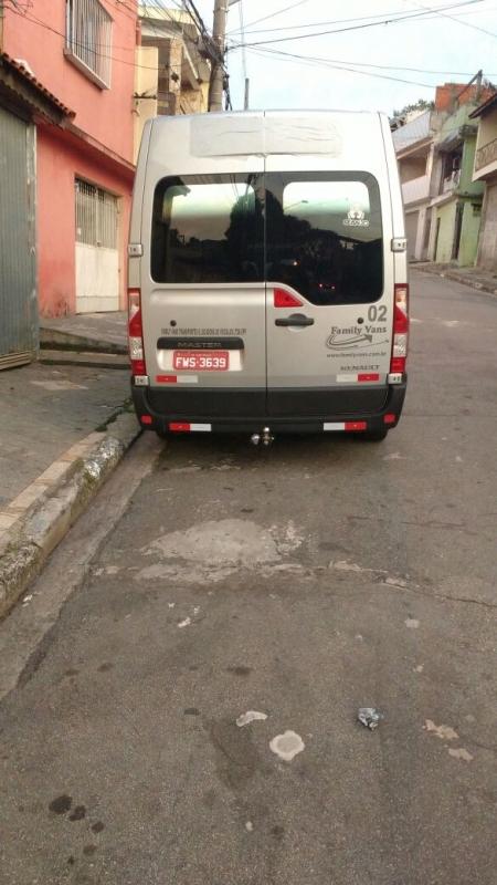 Aluguel de Van para Viagem Água Branca - Aluguel de Vans para Viajar