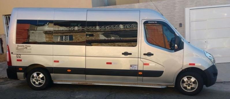 Aluguel de Van para Viajar Vila Mariana - Aluguel de Vans para Viajar