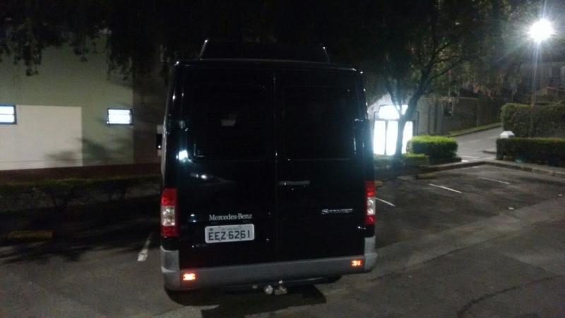 Aluguel de Vans para Viagens Butantã - Aluguel de Vans para Viajar