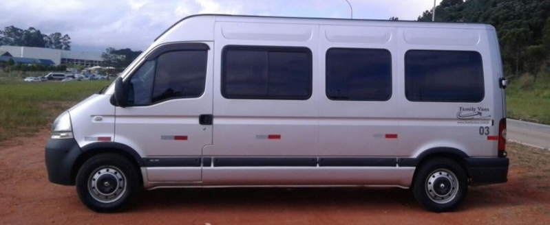 Aluguel de Vans para Viajar em Sp Guaianases - Aluguel de Vans para Viajar