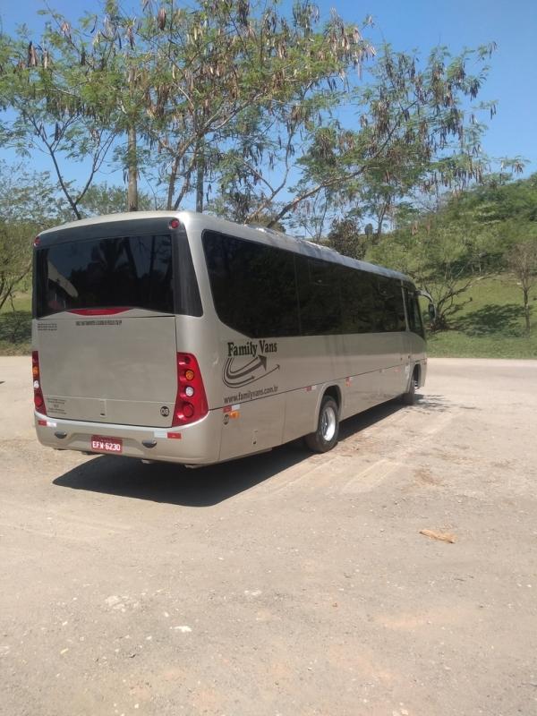 Contratar ônibus 48 Lugares Rio Pequeno - ônibus para Fretado