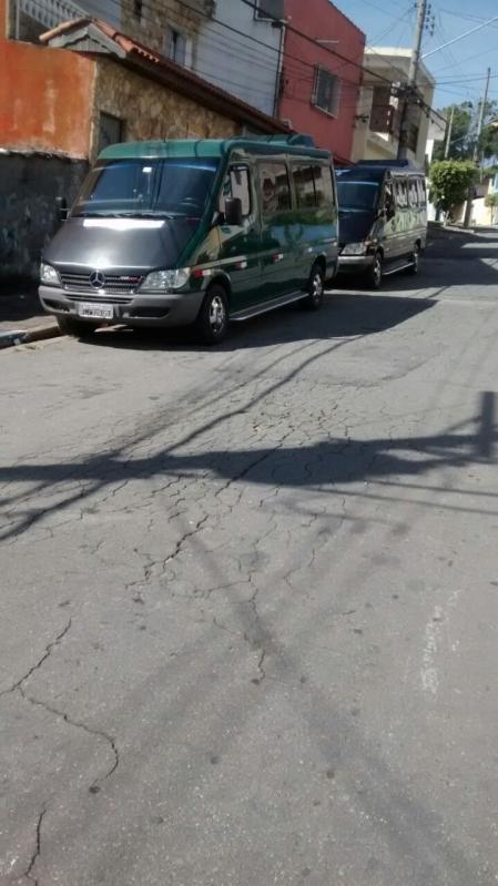Empresa de Aluguel de Van para Bertioga Pedreira - Aluguel de Vans para Viajar