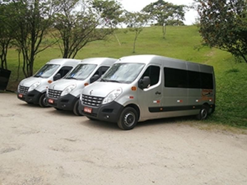 Empresa de Aluguel de Van para Viagem de Luxo Parque São Lucas - Aluguel de Vans para Viajar
