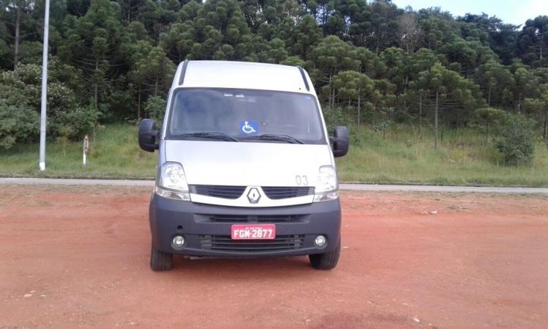 Empresa de Aluguel de Vans para Viajar Vila Dalila - Aluguel de Vans para Viajar