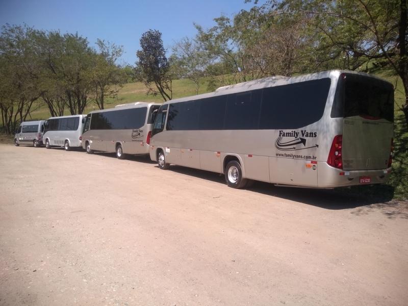 Empresa de ônibus de Viagens Cantareira - ônibus para Fretado