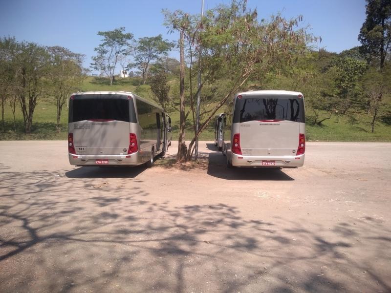 Empresa de ônibus para Viagens Vila Mazzei - ônibus para Fretado