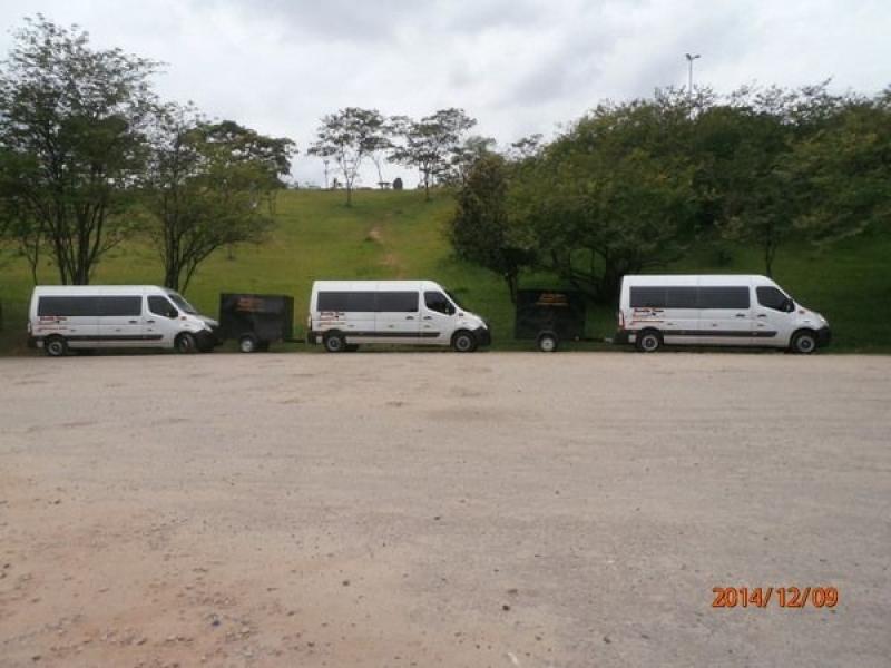 Empresa de Transporte com Vans Cidade Dutra - Transporte de Vans Executivo