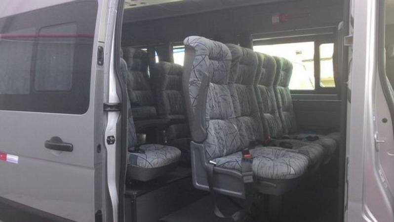 Empresa de Transporte de Vans para Praia Grande Pirituba - Transporte de Vans Executivo