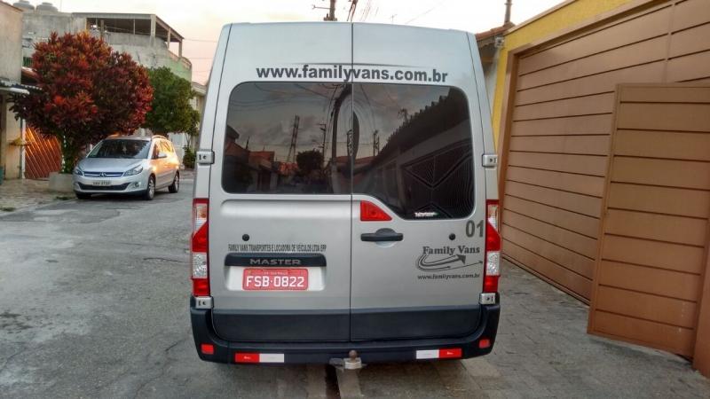 Empresa de Vans para Pequenas Viagens Jardim Bonfiglioli - Aluguel de Vans para Viajar