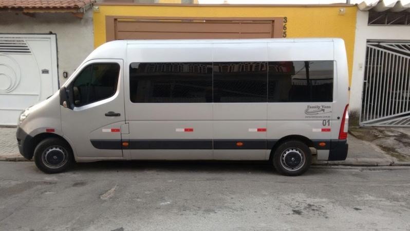 Locação de Van para Viajar ao Litoral em Sp Socorro - Aluguel de Vans para Viajar
