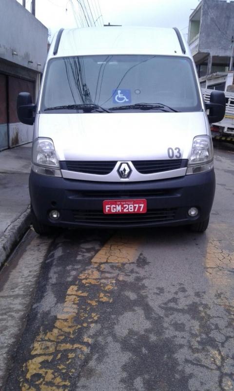 Locação de Vans para Transporte Vila Maria - Aluguel de Van para Transporte