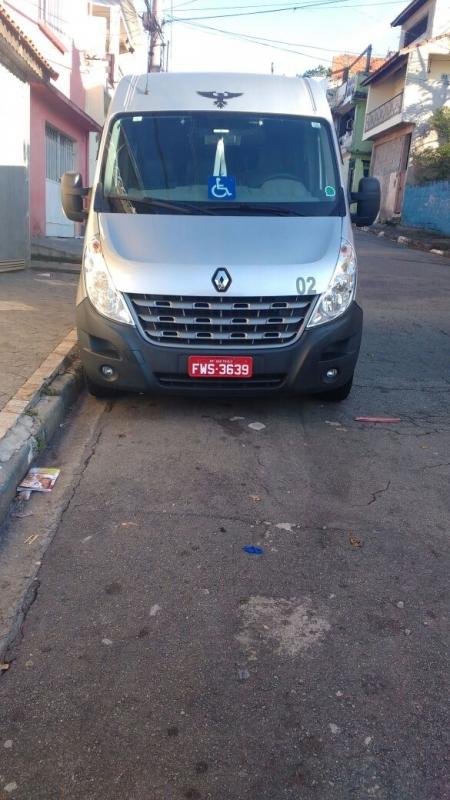 Locações de Vans para Transportes Jockey Club - Aluguel de Van para Transporte