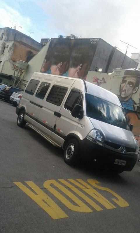 Locadora de Vans para Viagem Vila Ré - Aluguel de Vans para Viajar