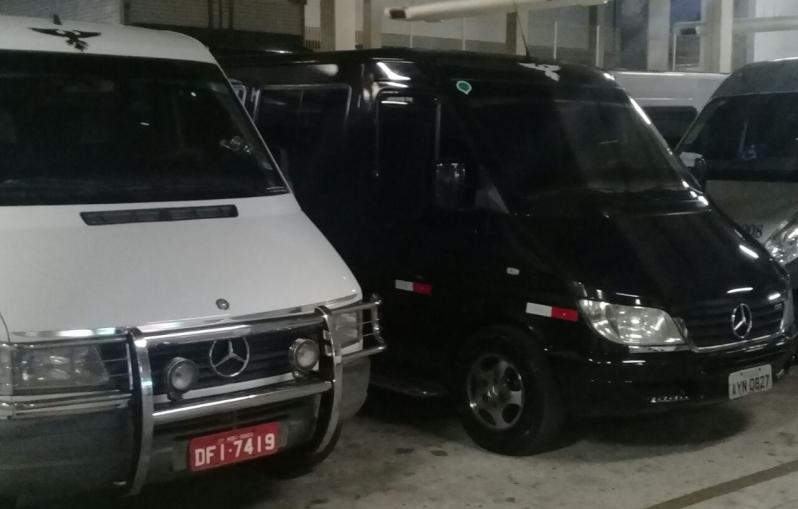 Locadoras de Vans para Viagens Brasilândia - Aluguel de Vans para Viajar