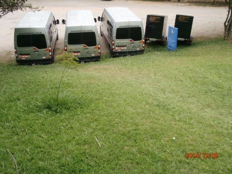 Onde Encontro Empresa de Transporte com Vans Vila Medeiros - Transporte de Vans Executivo