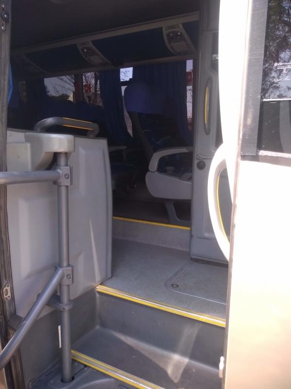 ônibus Fretado para Empresas Chora Menino - ônibus para Fretado