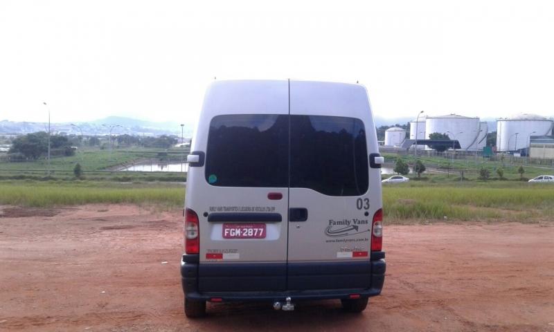 Quanto Custa Alugar Van com Motorista para Viagem Sé - Aluguel de Vans para Viajar