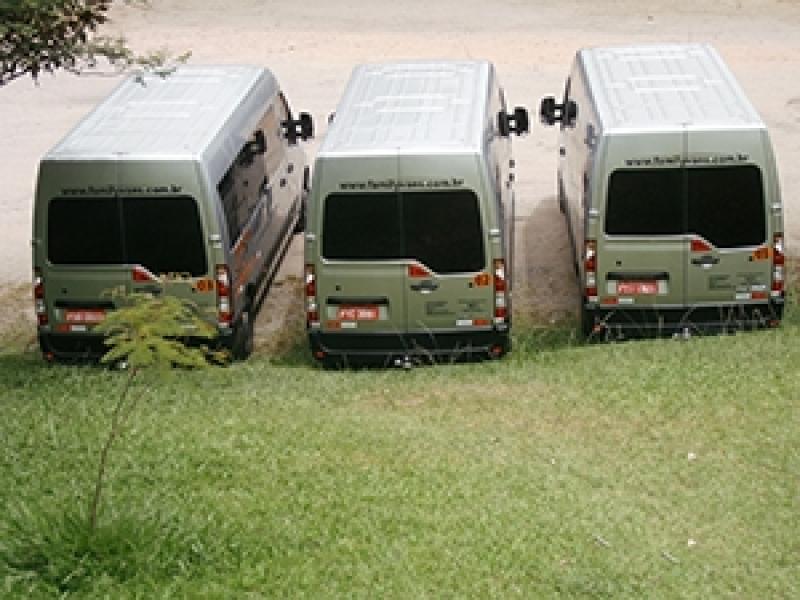 Quanto Custa Aluguel de Van para Viagem de Luxo Vila Clementino - Aluguel de Vans para Viajar