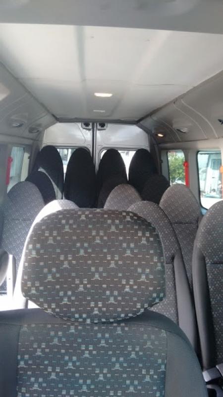 Quanto Custa Vans para Transporte de Pessoas Jaguaré - Aluguel de Van para Transporte