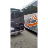 aluguel de micro-ônibus com motorista preço Vila Romana