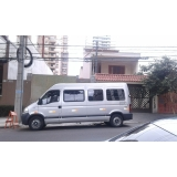 aluguel de micro ônibus para excursões Chora Menino
