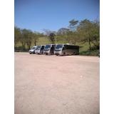aluguel de transporte em van Serra da Cantareira