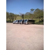 aluguel de transporte em van Raposo Tavares