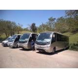 aluguel de transporte interestadual de passageiros por vans Tatuapé