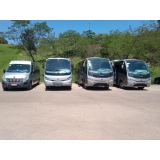 aluguel de transportes de vans Parque São Rafael