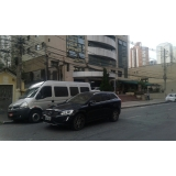 aluguel de van para empresa preço Parque do Carmo