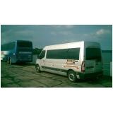 aluguel de van para velório preço Vila Formosa