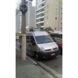 Aluguel de Vans com Motorista