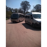aluguel de vans com motorista Vila Buarque