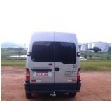 aluguel de vans para excursão preço Vila Maria