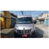 aluguel de vans para praia preço Vila Leopoldina