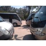 contratação de vans Campo Belo