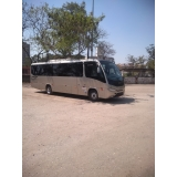 contratar ônibus de passeios Bairro do Limão