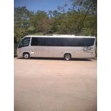 contratar ônibus de viagens Luz