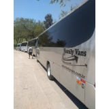 contratar ônibus excursão executiva Cantareira
