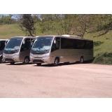 contratar ônibus executivo particular Sacomã