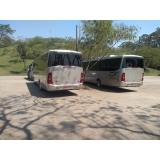 contratar ônibus fretado para empresas Luz