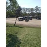contratar ônibus para excursões Parque do Carmo