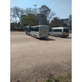 contratar ônibus para fretados Sacomã