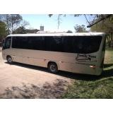 contratar ônibus para passeio escolar Grajau