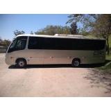 contratar ônibus para passeio particular Alto de Pinheiros