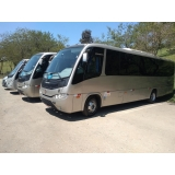 contratar ônibus particular executivo Vila Andrade