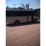 contratar transporte de passageiros em vans Água Funda