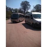 contratar transporte turismo van José Bonifácio